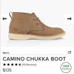 BRAND NEW UGGs Men Camino Chukka Boots